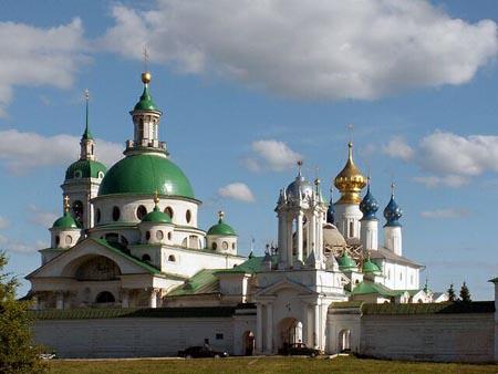 Спасо-Яковлевский монастырь. Ростов