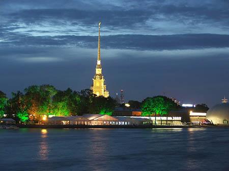 Белые ночи санкт-петербург.