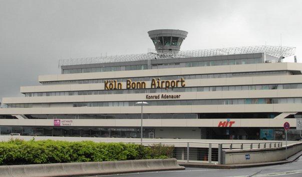 Аэропорт Кёльн
